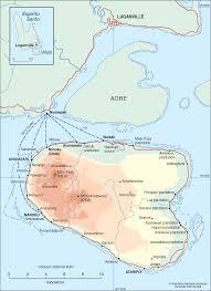 Vanuatu Map Malo Vanuatu Cartogis Services Maps Online Anu