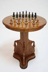 Chess Table High Quality Wooden Chess Table For Wholesale