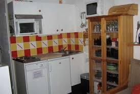 cuisine cristal apartment 4 persons cristal b 007 2 rooms risoul