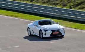 lexus coupe white 2018 lexus lc 500 cars exclusive videos and photos updates