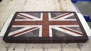 Flag Box Plans Making