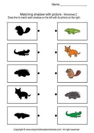 117 kids images crafts worksheets animals