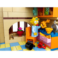 lego the simpsons house play set walmart com