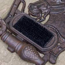 primitivism outdoor decor with cast iron boot scraper u2014 the