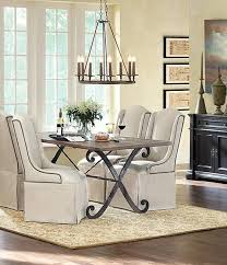 wingback dining room chairs awesome skirted dining room chairs images liltigertoo com