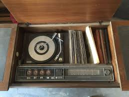 Shabby Chic Bench Retro Record Player Turned Shabby Chic Bench Hometalk