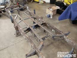 Ford Ranger Truck Frames - diy frame mods rod network