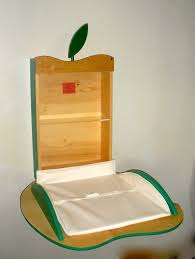 Wall Changing Tables For Babies by Amazon Com Fold Down Baby Changing Table Apple Design Green