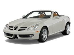 2009 mercedes benz slk class reviews and rating motor trend