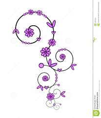 pink spiral ornament stock vector image of decorative 2091455