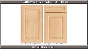 Kitchen Cabinets Door Styles 760 Maple Cabinet Door Styles And Finishes Maryland Kitchen