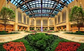 Indoor Garden Design Hotel Indoor Garden Design Rendering Interior Design