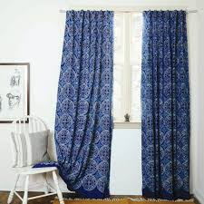 White And Navy Curtains Uncategorized Navy Blue And White Curtains With Stylish Blue