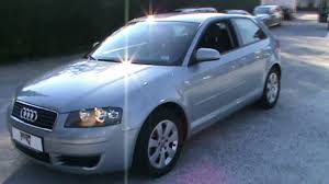 audi a3 2 0 tdi problems 2003 audi a3 2 0 tdi attraction review start up engine and