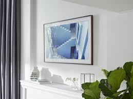 the frame samsung s new 4k tv transforms into wall art the the frame samsung s new 4k tv transforms into wall art the independent