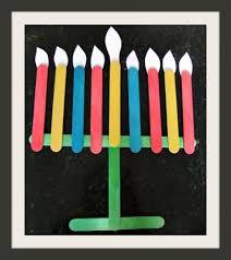 kids menorah up of hanukkah crafts for kids kids