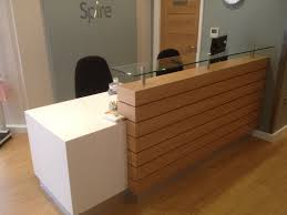 Hospital Reception Desk Spire Hospital Leicester Tbt Joinery Reception Areas