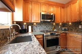 Kitchen Paint Colors With Golden Oak Cabinets Oak Cabinet Kitchen Amazing Golden Oak Cabinets Kitchen Paint