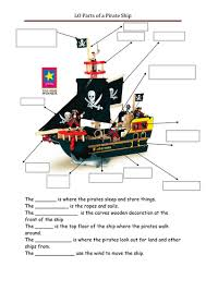 pirate adjectives by e mante teaching resources tes