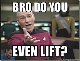Do You Even Lift Bro Meme - does big sean even lift genius