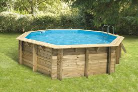 piscine bois hors sol castorama ides