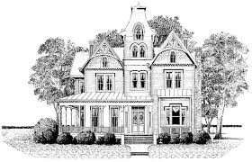 second empire house plans gingerbread house hwbdo12231 second empire from builderhouseplans