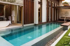 general hotels and resorts luxury house swimming pool with cool