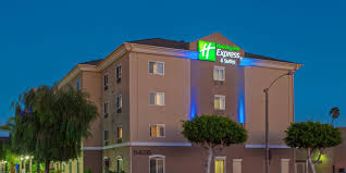 Airport Hotels Become More Than A Convenient Pit Inn Express Suites Los Angeles Airport Hawthorne Hotel By Ihg