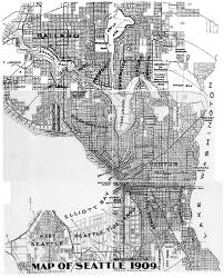 Map Seattle University by File Seattle Map 1909 Jpg Wikimedia Commons