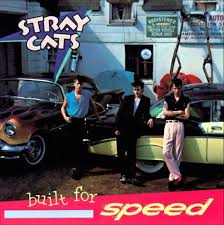 34 years today stray cats built for speed was released