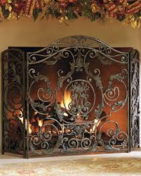 Rustic Hearth Rugs Best 25 Fireplace Screens Ideas On Pinterest Wrought Iron