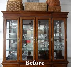 China Kitchen Cabinet by China Cabinet Kitchen Cabinet Buffet Hutch Antique With Glass