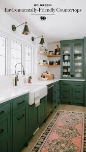 green kitchen cabinets sustainability kitchen design kitchen remodel green
