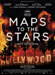 Map Of The Stars Review Maps To The Stars Carla Renata
