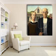 compare prices on american gothic painting online shopping buy