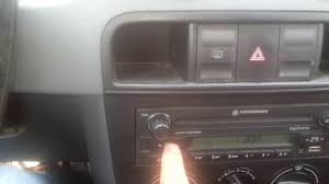 como desbloquear estereo oem de vw pointer 2008 2 youtube