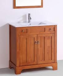 shaker bathroom vanities for a contemporary bathroom