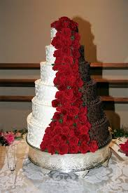 best 25 half and half wedding cakes ideas on pinterest share