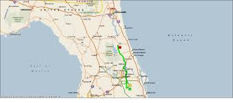Daytona Florida Map by Roving Reports By Doug P 2016 13 Crescent City Florida