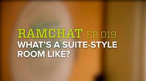 Manzanita Hall Asu Floor Plan What U0027s A Suite Style Room Like Ramchat Youtube