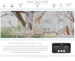 wedding planner website wedding planner website for best day doodle dog creative