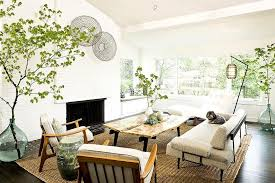 nature inspired living room breathtaking room nature inspired living ideas breezy midecnetury