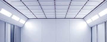 led paint booth lighting ex atex ccea lights