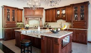 Kitchen Remodeling Mahogany Cabinets In Scottsdale AZ - Kitchen cabinets scottsdale