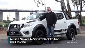 nissan navara 2017 sport 2017 nissan navara n sport black edition review u2013 car reviews