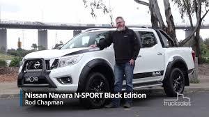 black nissan sports car 2017 nissan navara n sport black edition review u2013 car reviews