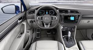 volkswagen suv 2015 interior vw tiguan gte is a pre production plug in hybrid with 218ps