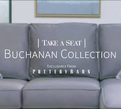 Pottery Barn 3 Piece Sectional Buchanan Roll Arm Upholstered Curved 3 Piece Sectional With Wedge