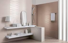 bathroom bathroom tile board wall panel with beach image behind