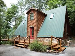 a frame cottage cabin rental on watauga lake tennessee